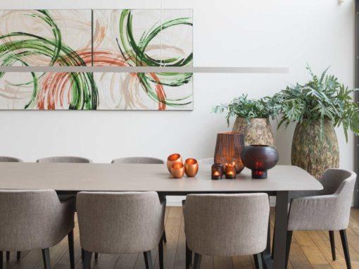 Moderne villa te Edegem in het nieuw
